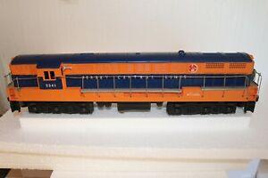 Lionel # 2341/2321 ??  Jersey Central / Lackawanna  ?? FM  Train Master Diesel