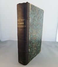 LETTRES D'EUGENIE DE GUERIN / 1865 DIDIER