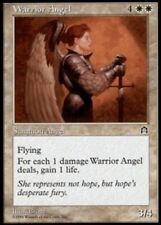 MTG magic cards 1x x1 Light Play, English Warrior Angel Stronghold