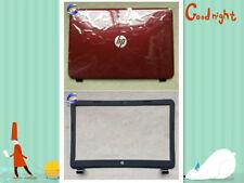 """New For HP 250 255 256 G3 15G 15-G001XX 15-R030WM 15.6""""LCD Back Cover & Bezel"""