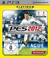 Pro Evolution Soccer 2012 PES 2012  PS3 Platinum Edition nuovo da negozio