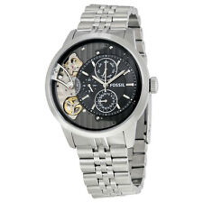 FOSSIL ME1135 Townsman Twist Multifunction Stainless Steel 44mm Watch