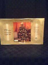 NIB Grandeur Noel 16 Function 150 Indoor Automatic Speed Effects Chistmas Lights