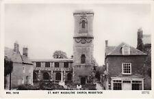 St. Mary Magdalene Church & Garrett's Shopfront, WOODSTOCK, Oxfordshire RP