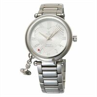 Vivienne Westwood VV006SL Quartz Orb Silver Stainless Ladies Watch