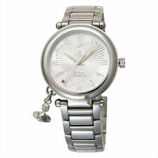 Vivienne Westwood VV006SL Quartz Orb Silver Stainless Ladies Watch