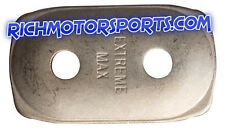 New 48 Qty. Extreme Max Double Aluminum Snowmobile Stud Backer ( FREE SHIPPING )
