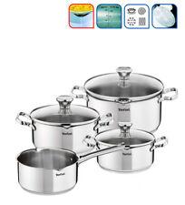 Sets de casseroles et poêles en acier pour la maison