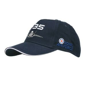 Baseball Cap US Army F-35 Lightning II Royal Air Force Joint Strike Fighter Jet