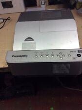 PANASONIC PT-CW230 HDMI HOME CINEMA PROJECTOR IKI  99677