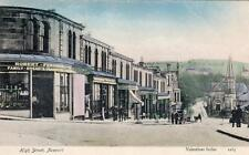 High Dtreet Newport on Tay Nr Dundee used 1910 Valentines