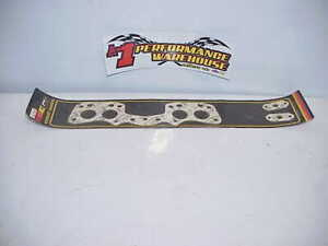 NEW 1 Mr. Gasket Exhaust Header Gasket Toyota 2200 CC #722
