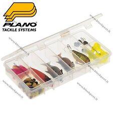 PLANO 3450-28 Utility Box StowAway Tackle BOX Fishing // 8 fixed compartments