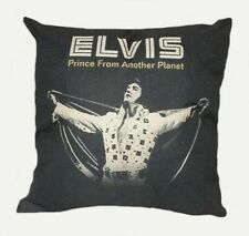 Elvis prince from another planet canvas cushion cover new 17 x17 inches