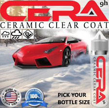 CERAMIC CAR COATING WIPE ON 9H PRO GRADE SHINE PROTECT NANO ARMOUR CERASHINE