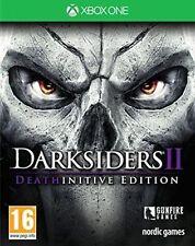 Darksiders II 2 Deathinitive Edition Xbox One Xb1