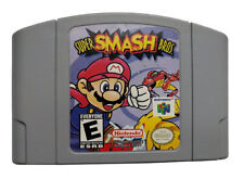 Super Smash Bros N64 Nintendo GREAT condition TESTED Mario