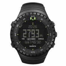 SUUNTO CORE Smart Watch Mountaineering Trail Running All Black SS014279010