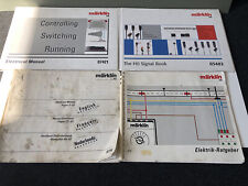 More details for marklin 07421 controlling switching running 03402 the ho signal book 0716 electr