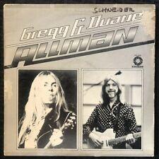 GREGG & DUANE ALLMAN Album LP 1973 Springboard SPB-4046 1st Press - NM Vinyl