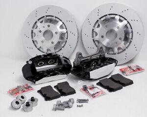 8J0-698-996-A OEM Audi S3 (RS), TT, TT RS Caliper Rotor Kit Front Left and Right