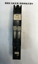 Zinsco GTE Sylvania 2 Pole Breaker 40 Amp Type RC-38 with 240V PIN - Small chip