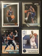 2018-19 Panini Prizm Jaren Jackson Jr.🔥4card Rookie Lot🔥