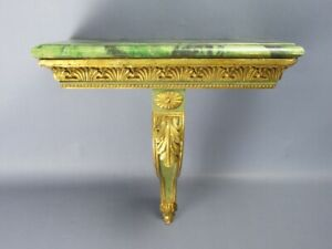 Antique Console Shelf French Wood Decoration Empire Period XIX Century
