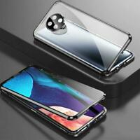For Xiaomi POCO X3 NFC/F2 Pro Magnetic Frame Protective Case Anti-drop  HOT