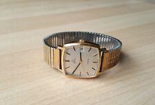 Men's Retro 1972 / 73 Manual Winding Gold Plated Omega Geneve Wrist Watch