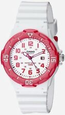 Casio LRW200H-4B Ladies 100M Divers Sports Watch Analog 100M Rotary Bezel NEW