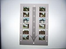 Bildkarte LS25 für 3D Betrachter Stereomat Stereomatkarte Stereokarte