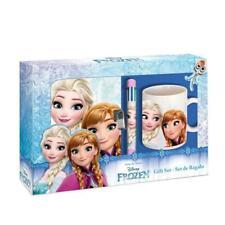 Disney Frozen Lockable Diary, Pen & Mug Set