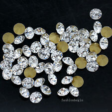 144/1440p ss11 Pointed Back Crystal Glass Rhinestones jewels brooch repair stone