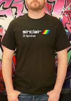 SINCLAIR ZX SPECTRUM COMPUTER [C64] T-SHIRT - Vintage Retro 80s PC Video Games