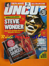 rivista UNCUT 97/2005 CD Arcade Fire Stevie Wonder Bob Dylan Keith Richards