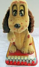 "Buttons ""The Puppy with a Brain""  Tin Lithograph Marx Toys 1961 Battery Operated"
