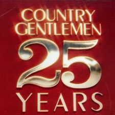 The Country Gentlemen - 25 Years [New CD]