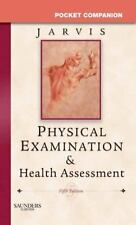 Pocket Companion: Physical Examination and Health Assessment by Carolyn Jarvis …