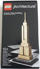 LEGO® Architecture 21002 Empire State Building (New York City) Neu & OVP new