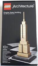 LEGO® Architecture 21002 Empire State Building (New York City) Neu & OVP new