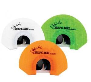 Rocky Mountain 3 pack 2.0 Elk101 Diaphrams All Star Contender Champ Elk Calls