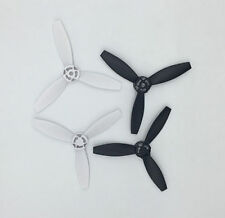 4Pcs Propellers Props Replacement Parts Blades B/W for Parrot Bebop 2 Drone RC