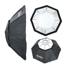Godox 95cm Octagon Grid Honeycomb Softbox Studio Strobe Bowens Mount Speedring