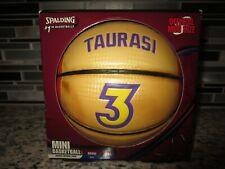 Diana Taurasi #3 Phoenix Mercury WNBA Mini Spalding Basketball NEW