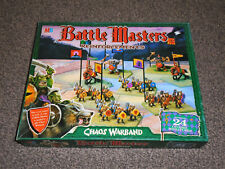 BATTLE MASTERS REINFORCEMENTS : CHAOS WARBAND - COMPLETE RARE SET (FREE UK P&P)