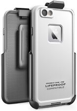 iPhone 8/7/6/6S Belt Clip Holster For Lifeproof Waterproof Case by Encased® New