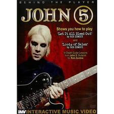 Behind The Player: John 5 DVD