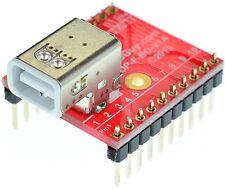 Min Displayport Thunderbolt Female Breakout Board, eLabGuy mDP-F-BO-V1A,