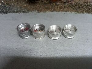 SLOT CAR  Rims  front and back suit both 1/32nd & 1/24th application